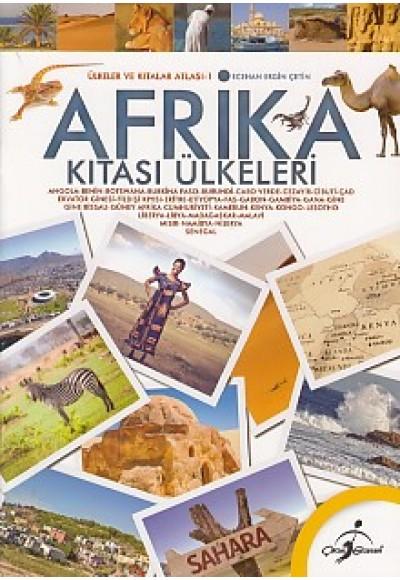 Ülkeler ve Kıtalar Atlası 1 Afrika Kıtası Ülkeleri