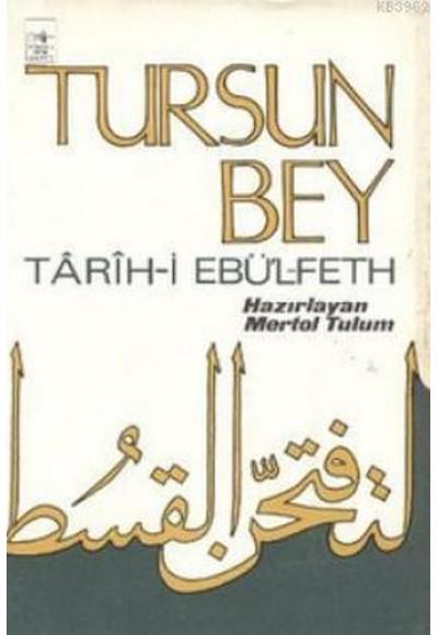 Tursun Bey Tarih i Ebü'l Feth