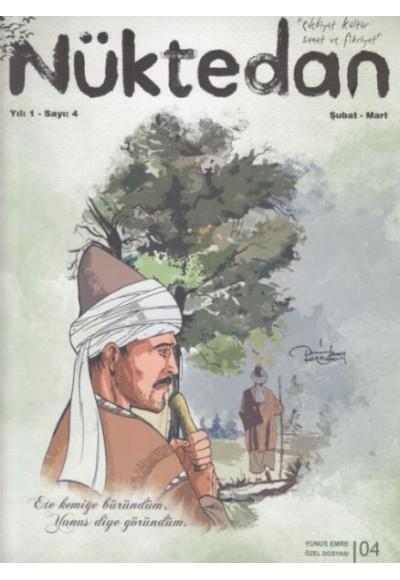 Nüktedan Dergisi Sayı 4 Şubat Mart