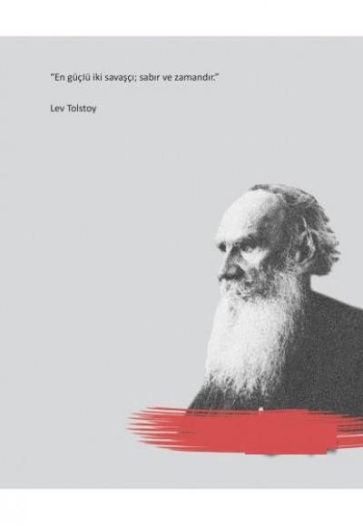 Lev Tolstoy Ciltli Defter