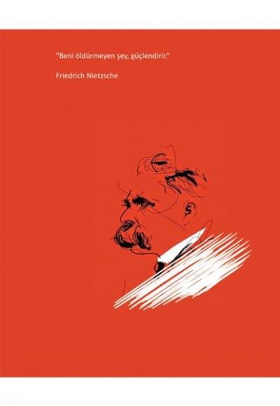 Friedrich Nietszche Ciltli Defter