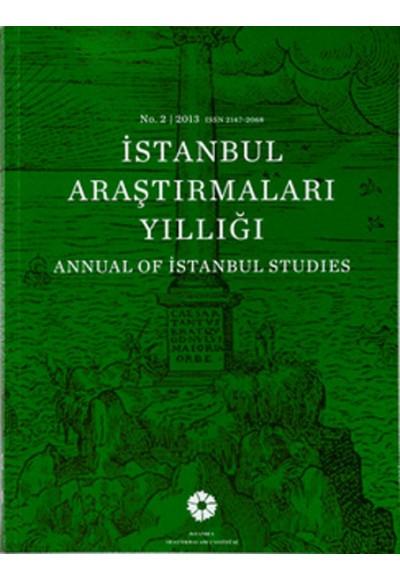 İstanbul Araştırmaları Yıllığı No.2 2013