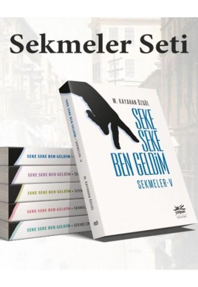 Sekmeler Seti 5 Kitap Takım