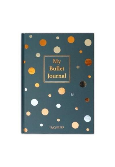 My Bullet Journal Defter Confetti Mavi