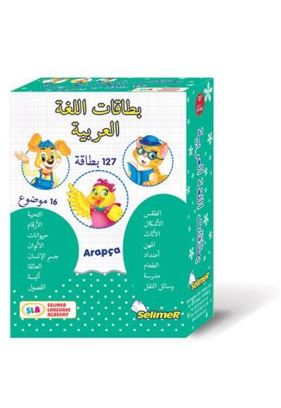 Arapça Dil Kartları 127 Kart