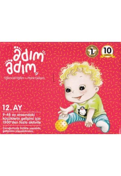 12. Ay Adım Adım Bebek Eğitim Seti