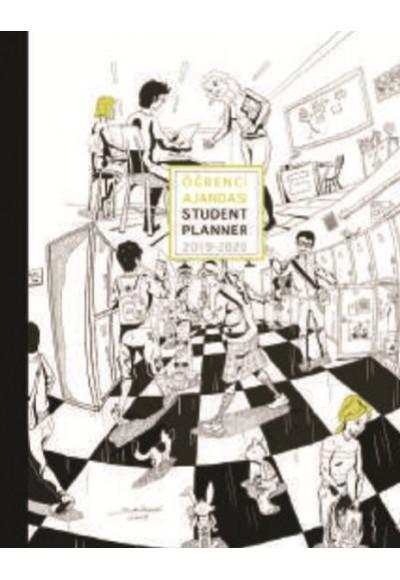Student Planner 2019 2020 Öğrenci Ajandası