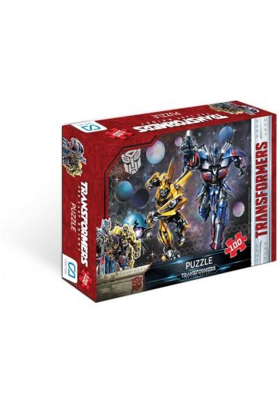 Transformers Puzzle 100 - 1 (CA.5007)