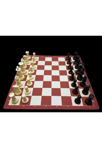 Profesyonel Satranç Takımı - Büyük Boy (CA.10004)