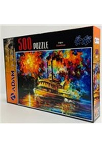 Vapur 500 Parça Puzzle