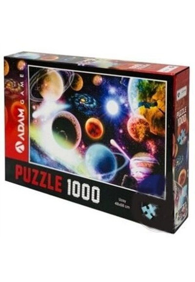 Uzay 1000 Parça Puzzle
