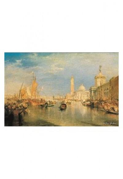 Venice Dogana San Giargo Maggiore 1000 Parça Puzzle 40927