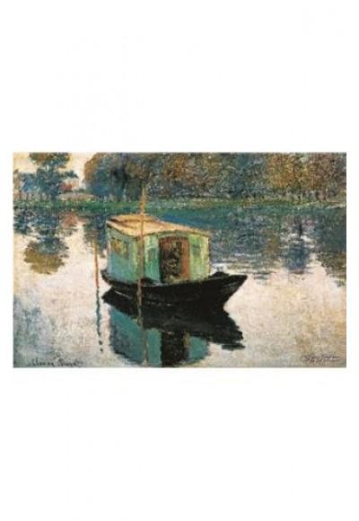 The Studio Boat 1000 Parça Puzzle (40928)