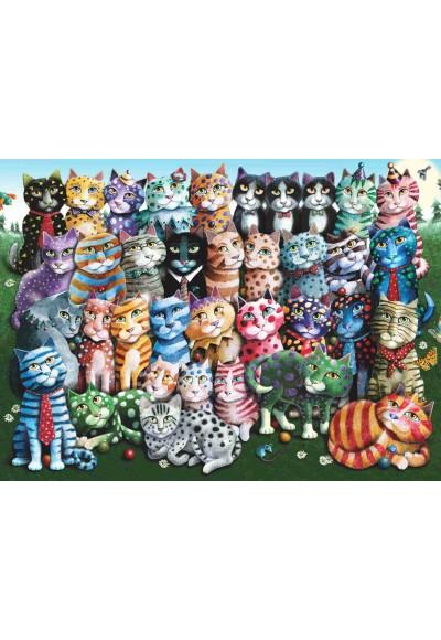 Aile Toplantısı Puzzle 1000 1030