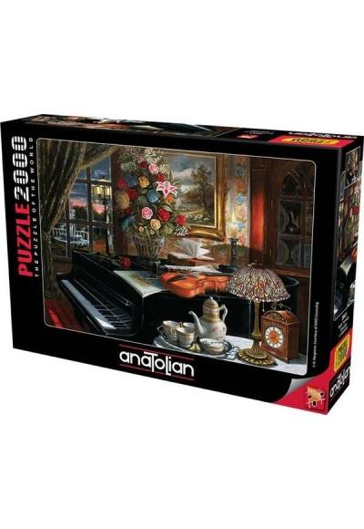 Anatolian Müzik Topluluğu 2000 Parça Puzzle 3943