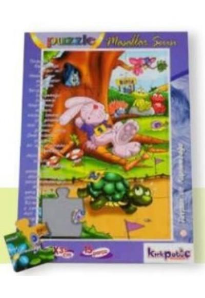 Tavşan ile Kaplumbağa 15 Parça 6152