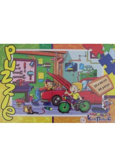 Tamirci Puzzle 48 6302
