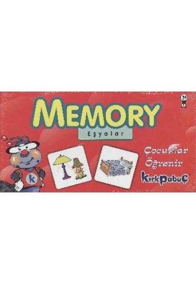 Memory Eşyalar Puzzle 24 7206