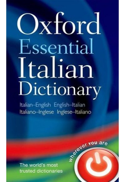 Oxford Essential Italian Dictionary Italian English English Italian