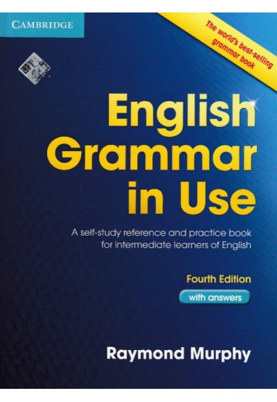 Cambridge English Grammar İn Use With Answers Mavi