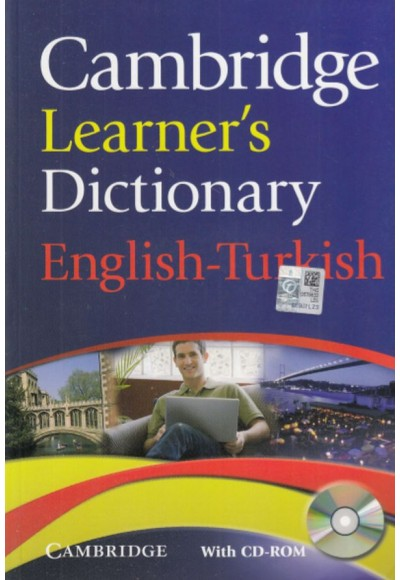Cambridge Learner's Dictionary English Turkish With CD ROM