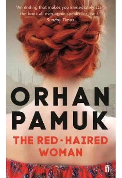 The Red Haired Woman