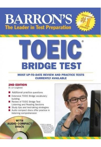 Barron's TOEIC Bridge Test with 2 Audio Compact Discs, 2nd Edition