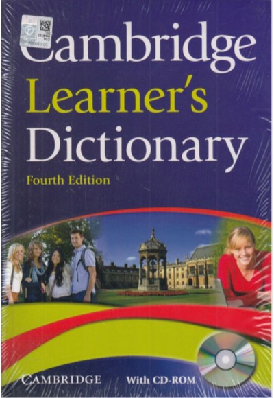 Cambridge Learner's Dictionary With CD ROM