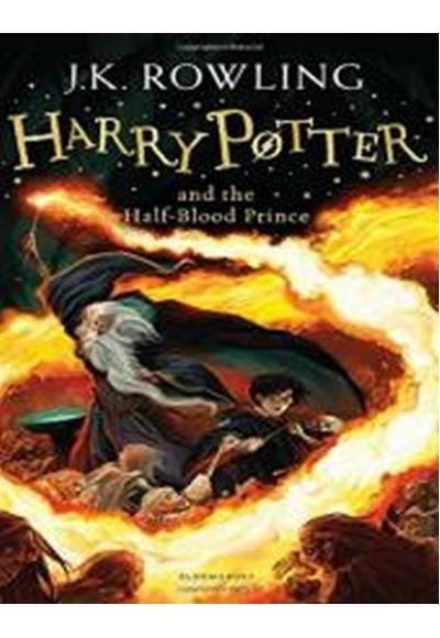 Harry Potter and the Half Blood Prince 6