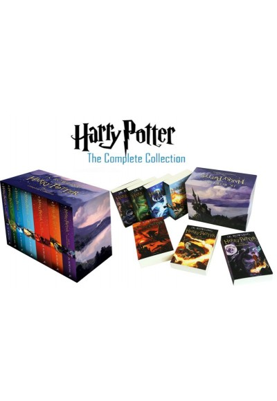 Harry Potter Boxed Set (7 Books)