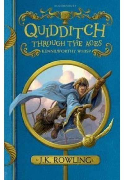 Quidditch Through the Ages (Ciltli)
