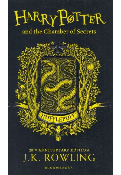 Harry Potter And The Chamber Of Secrets Hufflepuff