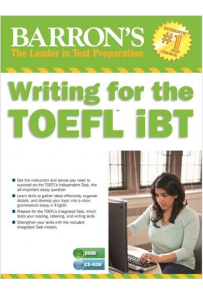 Barron's Writing for the TOEFL IBT With Mp3 CD