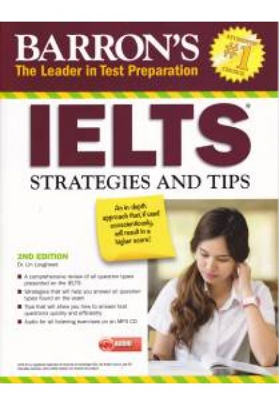 Barrons IELTS Strategies and Tips - 2nd Edition