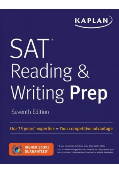 Kaplan SAT Reading Writing Practice
