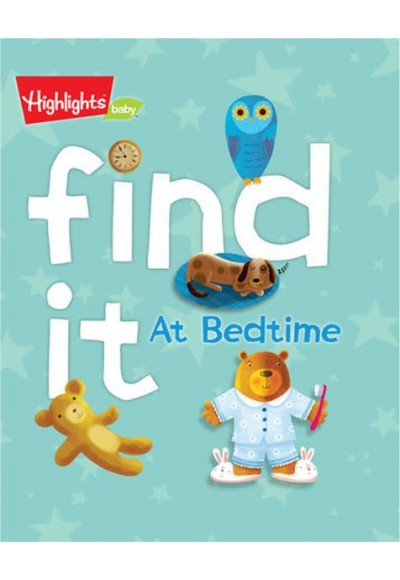 Find It At Bedtime