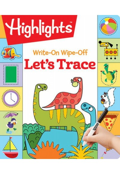 Write On Wipe Off Lets Trace