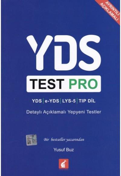 Foxton Books YDS Test Pro Detaylı Açıklamalı Yepyeni Testler