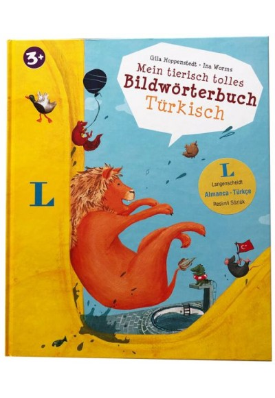 Mein Tierisch Tolles Bildwörterbuch Türkisch Almanca Türkçe Resimli Sözlük