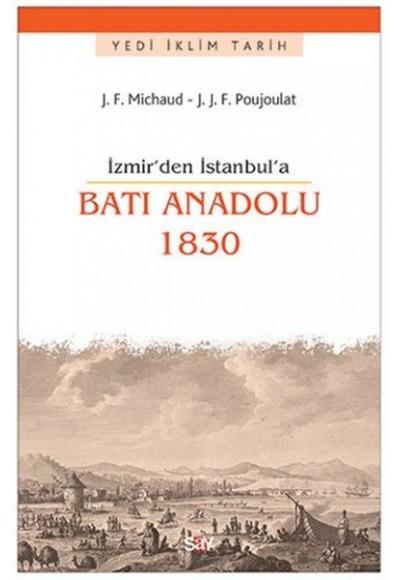 Batı Anadolu 1830