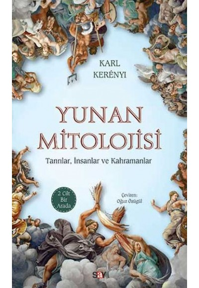 Yunan Mitolojisi 2 Cilt Bir Arada