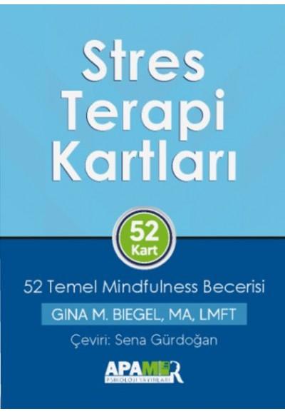 Stres Terapi Kartları 52 Temel Mindfulness Becerisi