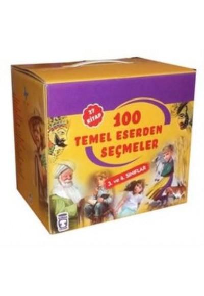 100 Temel Eserden Seçmeler Set - (27 Kitap)