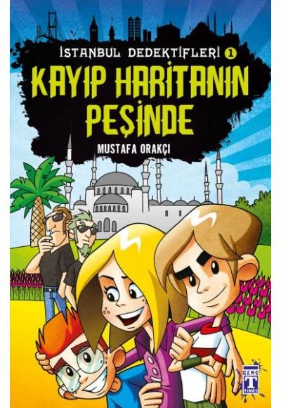 İstanbul Dedektifleri 01 Kayıp Haritanın Peşinde