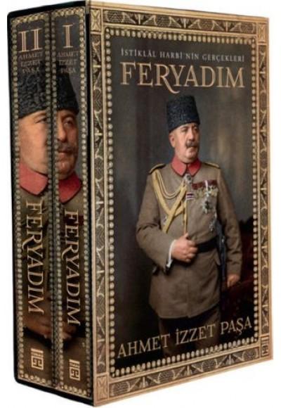 Feryadım I-II (2 Kitap Takım)