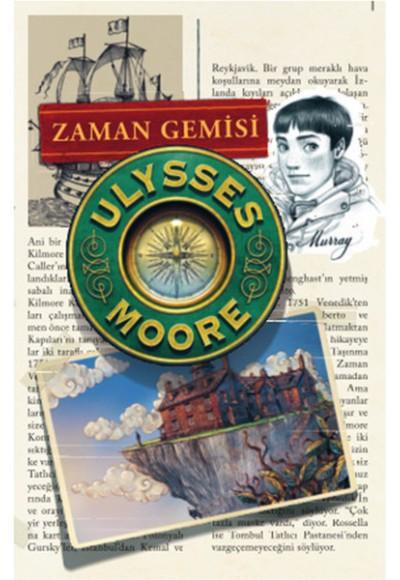 Ulysses Moore 13 Zaman Gemisi Ciltli