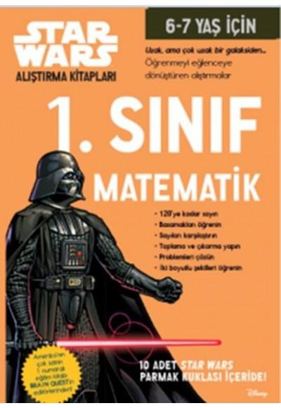 Starwars Alıştırma Kitapları 1. Sınıf Matematik