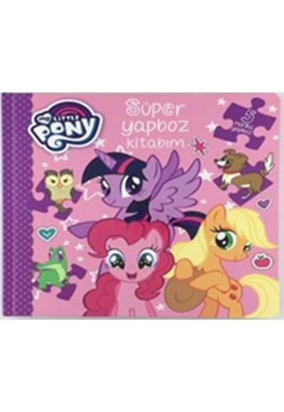 My Little Pony Süper Yapboz Kitabım
