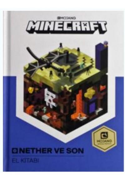 Minecraft Nether Ve Son El Kitabı Ciltli