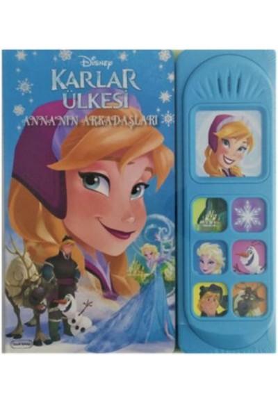 Disney Karlar Ülkesi Annanın Arkadaşları Sesli Kitap